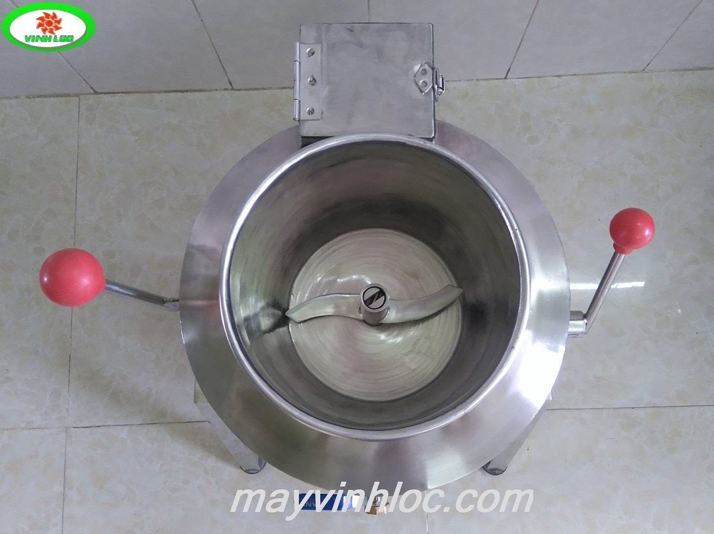 máy xay giò chả 3kg 8